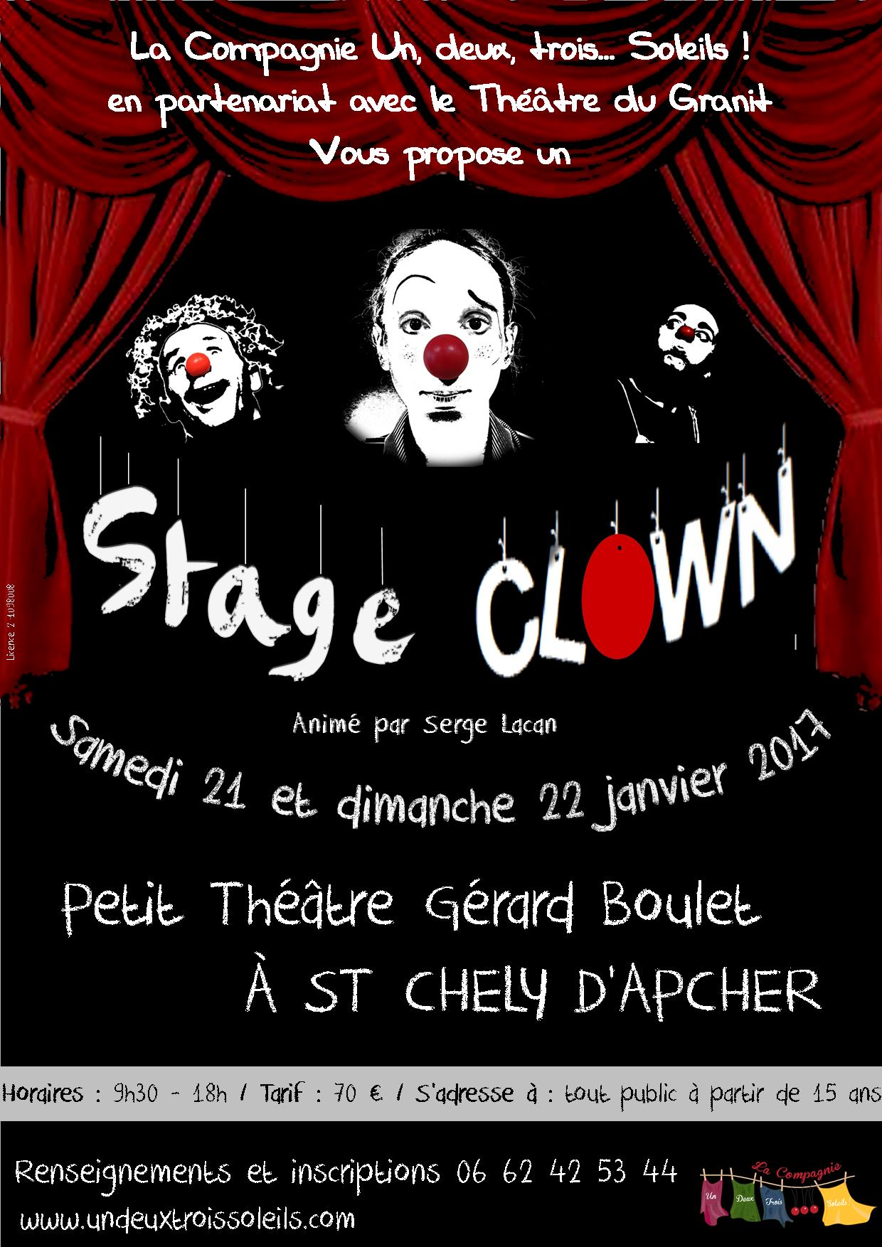 stageclown StChely 01.2017